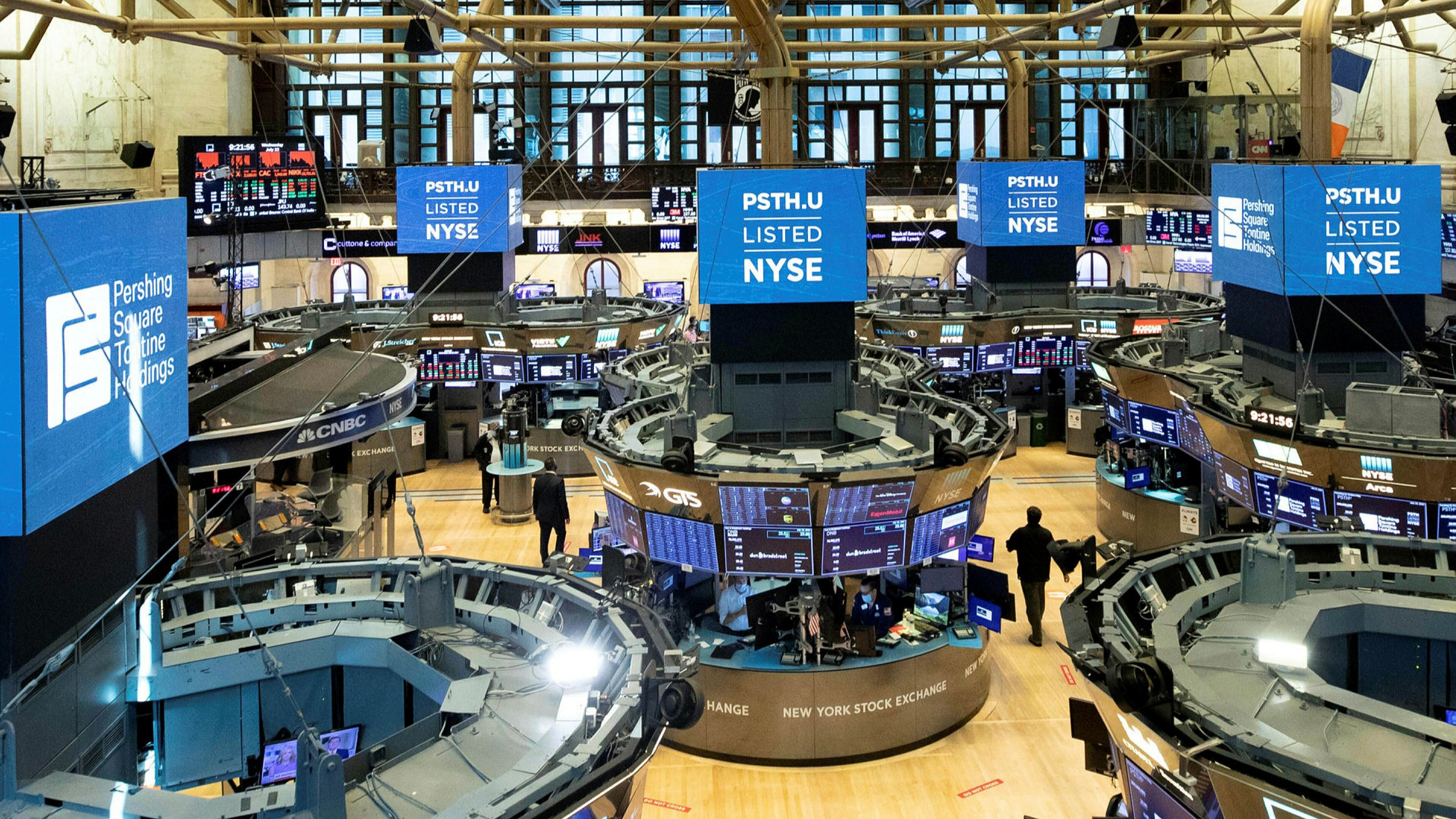 Gains Better Capital Growth By NYSE Stock Exchange